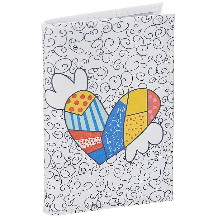 Визитница Mitya Veselkov Крылатое сердце, на 18 визиток. VIZIT161VIZIT161Визитница Mitya Veselkov, выполненная из натуральной кожи, оформлена изображением разноцветного сердца с крылышками. Внутри содержится блок из прозрачного пластика на 18 визиток и 2 прозрачных вертикальных кармана. Яркая и оригинальная визитница подчеркнет вашу индивидуальность и изысканный вкус. Визитница стильного дизайна может быть достойным и оригинальным подарком.