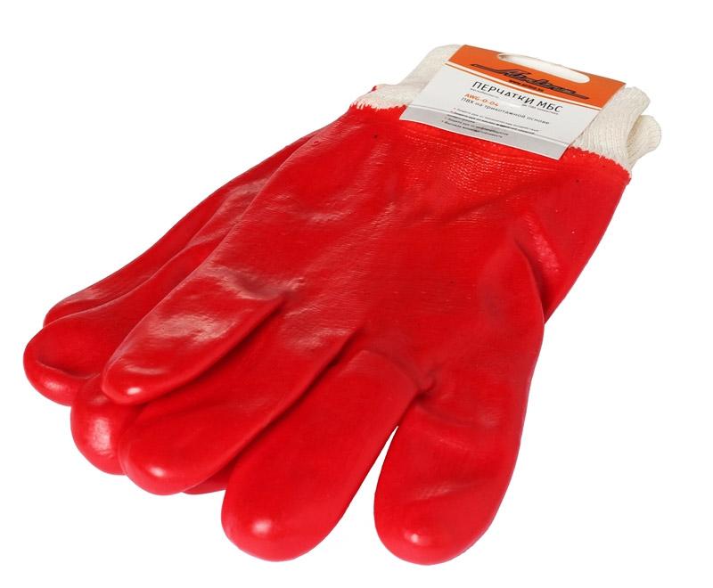 Перчатки защитные Airline МБСAWG-O-04Специально разработаны для защиты рук при работе с агрессивными средами – нефтепродуктами, маслами, слабыми растворами кислот и щелочей. Благодаря структуре ПВХ нанесения не теряют своей эластичности при отрицательных температурах и защищают руки от значительных механических повреждений, проколов и порезов. Общая длина перчатки: 25,5 см. Ширина перчатки: 12,5 см. Длина среднего пальца: 9 см.