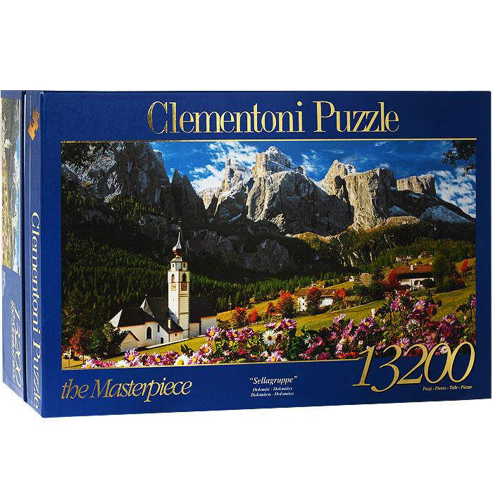 Доломиты. Пазл, 13200 элементов38007Маленькие альпийские деревушки очень похожи друг на друга, но каждая полна очарования. Проведите вечер за собиранием постера с типичным альпийским пейзажем с часовней на фоне величественных Доломитовых Альп, а затем украсьте этим милым пейзажем любое помещение в Вашем доме или офисе. Не переставайте мечтать об отдыхе в этих краях - и Вы обязательно там окажетесь! Пазл - великолепная игра для семейного досуга. Сегодня собирание пазлов стало особенно популярным, главным образом, благодаря своей многообразной тематике, способной удовлетворить самый взыскательный вкус. А для детей это не только интересно, но и полезно. Собирание пазла развивает мелкую моторику у ребенка, тренирует наблюдательность, логическое мышление, знакомит с окружающим миром, с цветом и разнообразными формами. Рекомендуем Вам приобрести специальный клей для пазлов. Клей скрепляет пазл, придает ему сходство с цельной картиной.