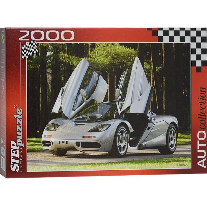 Макларен Ф1. Пазл, 2000 элементов84019Пазл Мотоцикл - коллекционный, подарочный пазл из серии Auto Collection. McLaren F1 - настоящая легенда среди суперкаров ХХ века. Это одна из самых известных, и в тоже время самых молодых автомобильных марок. Появилась в начале 60-х годов прошлого века. Ее основателем был гонщик Формулы-1 Брюс Макларен. Сегодня McLaren F1 - это символ целой эпохи, лучшим суперкар 1990-х, один из лучших суперкаров ХХ века. Всего было выпущено чуть больше сотни (107) автомобилей. McLaren F1 - это настоящий раритет, купить который практически невозможно. Пазл - великолепная игра для семейного досуга. Сегодня собирание пазлов стало особенно популярным, главным образом, благодаря своей многообразной тематике, способной удовлетворить самый взыскательный вкус. А для детей это не только интересно, но и полезно. Собирание пазла развивает мелкую моторику у ребенка, тренирует наблюдательность, логическое мышление, знакомит с окружающим миром, с цветом и разнообразными формами. Рекомендуем...
