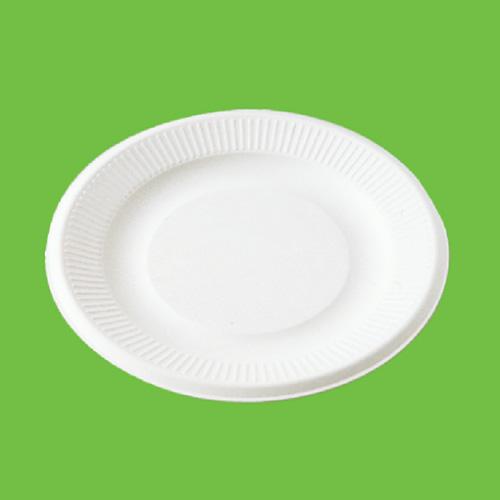 Набор тарелок Gracs, биоразлагаемых, цвет: белый, диаметр 18 см, 10 штP002Набор Gracs состоит из 10 биоразлагаемых тарелок, выполненных из экологически чистого материала - сахарного тростника. Материал не содержит токсинов и канцерогенов. Набор Gracs можно использовать как для холодных, так и для горячих продуктов. Набор можно использовать в микроволновой печи. Одноразовая биоразлагаемая посуда Gracs- полезно для здоровья, безопасно для окружающей среды! Размер тарелки: 18 см х 18 см х 1 см.