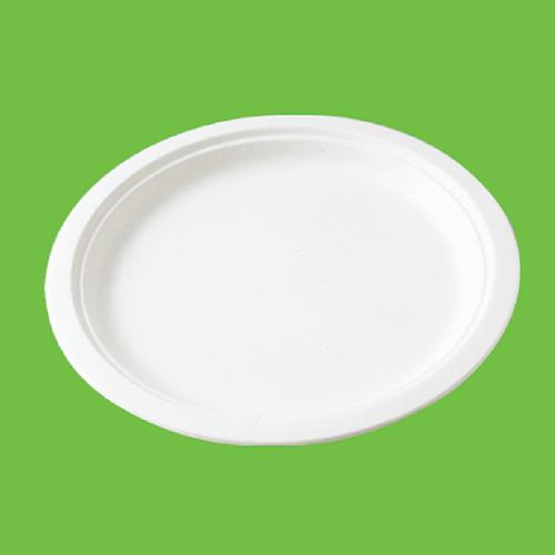 Набор тарелок Gracs, биоразлагаемых, с бортиком, цвет: белый, диаметр 26 см, 10 штP005Набор Gracs состоит из 10 биоразлагаемых тарелок с бортиками, выполненных из экологически чистого материала - сахарного тростника. Материал не содержит токсинов и канцерогенов. Набор Gracs можно использовать как для холодных, так и для горячих продуктов. Набор можно использовать в микроволновой печи. Одноразовая биоразлагаемая посуда Gracs- полезно для здоровья, безопасно для окружающей среды! Размер тарелки: 26 см х 26 см х 1,5 см.