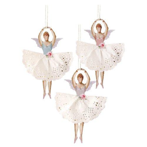 Набор для декорирования Tilda Винтажные ангелы. 480623480623Набор для декорирования Tilda Винтажные ангелы прекрасно подойдет для оформления творческих работ в технике скрапбукинга и создания оргинальных фигурок. Набор содержит инструкцию с выкройкой, 2 упаковки клея, флакон с блестками, тесьму и декоративные элементы из бумаги.