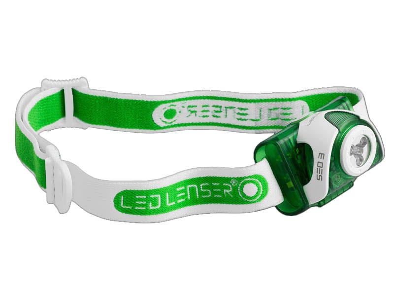 Фонарь налобный LED Lenser SEO3, цвет: зеленый6103Налобный фонарь LED Lenser SEO3. 3 режима работы: 100% мощности - 15% мощности (экономичный режим) - сигнальный режим. Регулируемый наклон рабочего положения фонаря. Съемный регулируемый головной ремень. Светодиоды LED Lenser имеют ресурс более 100 000 часов непрерывной работы. Они устойчивы к ударам и не перегорают, как лампы накаливания. Характеристики: Ширина фонаря: 5,5 см. Дальность свечения: 40 м. Световой поток: 90 Лм. Размер упаковки: 24 см х 13 см х 7 см. Количество светодиодов: 4 (3 белых, 1 красный). Артикул: 6103. Гарантийный срок 5 лет. Возврат товара возможен только через сервисный центр. Гарантийный центр: м. ВДНХ, Ботанический сад 129223, г. Москва, Проспект Мира, 119, ВВЦ, строение 323 +7 495 974 3494 service@omegatool.ru Время работы сервисного центра: Пн-чт: 10.00-18.00 Пт: 10.00- 17.00 Сб, Вс: выходные дни