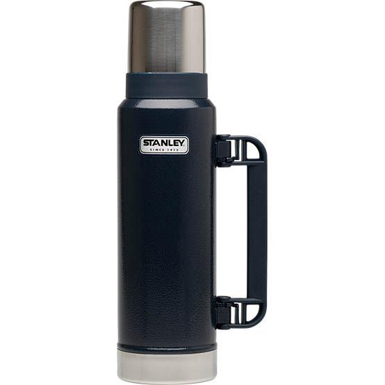 "Термос Stanley ""Classic Vac Bottle Hertiage"", цвет: темно-синий, 1,3 л"