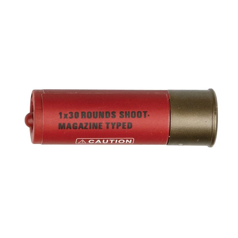 ASG фальш-патроны для Franchi, spring, 6 мм, 4 шт (15920)