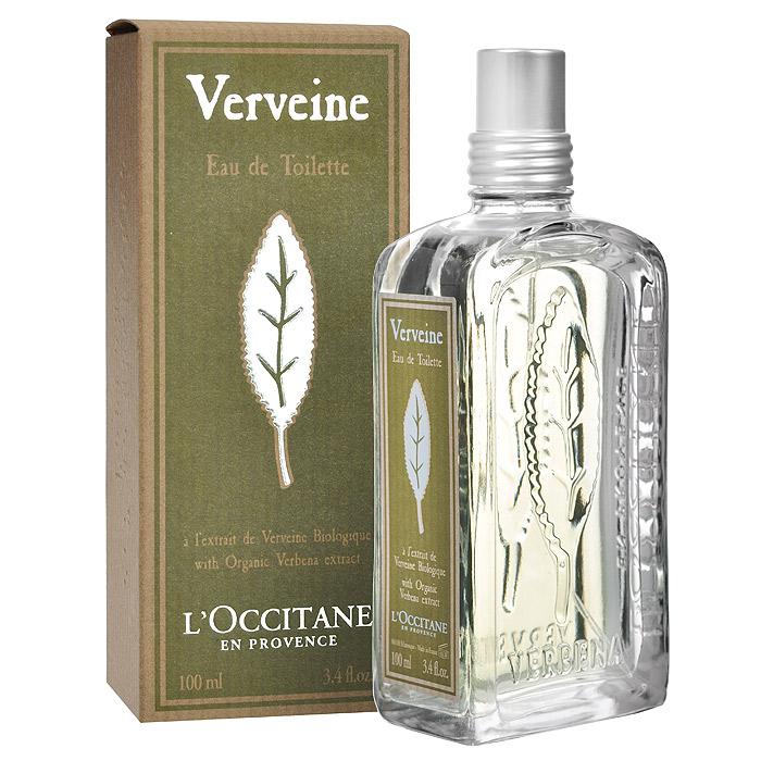 LOccitane Туалетная вода Вербена, 100 мл264362LOccitane Вербена - обладает яркими нотами средиземноморской вербены, герани и лимонного дерева. Элегантный стеклянный флакон оформлен листом вербены. Пирамида аромата: Верхние ноты: лимон, апельсин. Ноты сердца: вербена, петигрен. Ноты шлейфа: роза, герань. Характеристики: Объем: 100 мл. Производитель: Франция. Артикул: 264362. Туалетная вода - один из самых популярных видов парфюмерной продукции. Туалетная вода содержит 4-10% парфюмерного экстракта. Главные достоинства данного типа продукции заключаются в доступной цене, разнообразии форматов (как правило, 30, 50, 75, 100 мл), удобстве использования (чаще всего - спрей). Идеальна для дневного использования. Loccitane (Л окситан) - натуральная косметика с юга Франции, основатель которой Оливье Боссан. Название Loccitane происходит от названия старинной провинции - Окситании. Это также подчеркивает идею кампании - сочетании традиций...