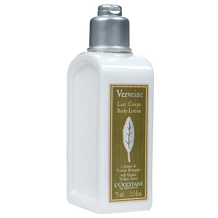 LOccitane Молочко для тела Вербена, увлажняющее, 75 мл369777Молочко для тела LOccitane Вербена, обогащенное органическим экстрактом вербены и маслом виноградных косточек, увлажняет и питает кожу, придавая ей приятный и свежий аромат. Благодаря универсальному цитрусовому аромату, молочко подходит как женщинам, так и мужчинам. Легкое молочко быстро впитывается и мгновенно устраняет сухость кожи. Характеристики: Объем: 75 мл. Производитель: Франция. Артикул: 264058. Loccitane (Л окситан) - натуральная косметика с юга Франции, основатель которой Оливье Боссан. Название Loccitane происходит от названия старинной провинции - Окситании. Это также подчеркивает идею кампании - сочетании традиций и компонентов из Средиземноморья в средствах по уходу за кожей и для дома. LOccitane использует для производства косметических средств натуральные продукты: лаванду, оливки, тростниковый сахар, мед, миндаль, экстракты винограда и белого чая, эфирные масла розы, апельсина, морская соль также идет в дело....