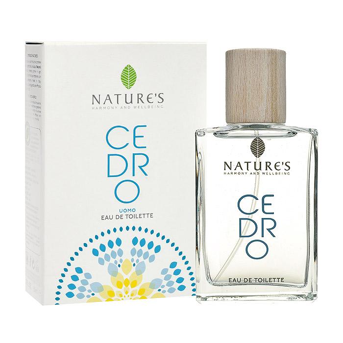"""Nature's Туалетная вода """"Cedro"""", мужская, 50 мл"""
