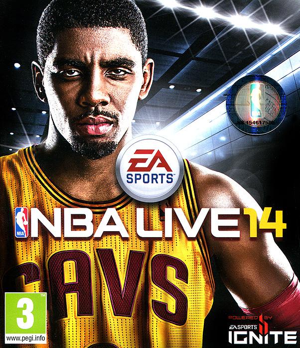 Zakazat.ru: NBA Live 14