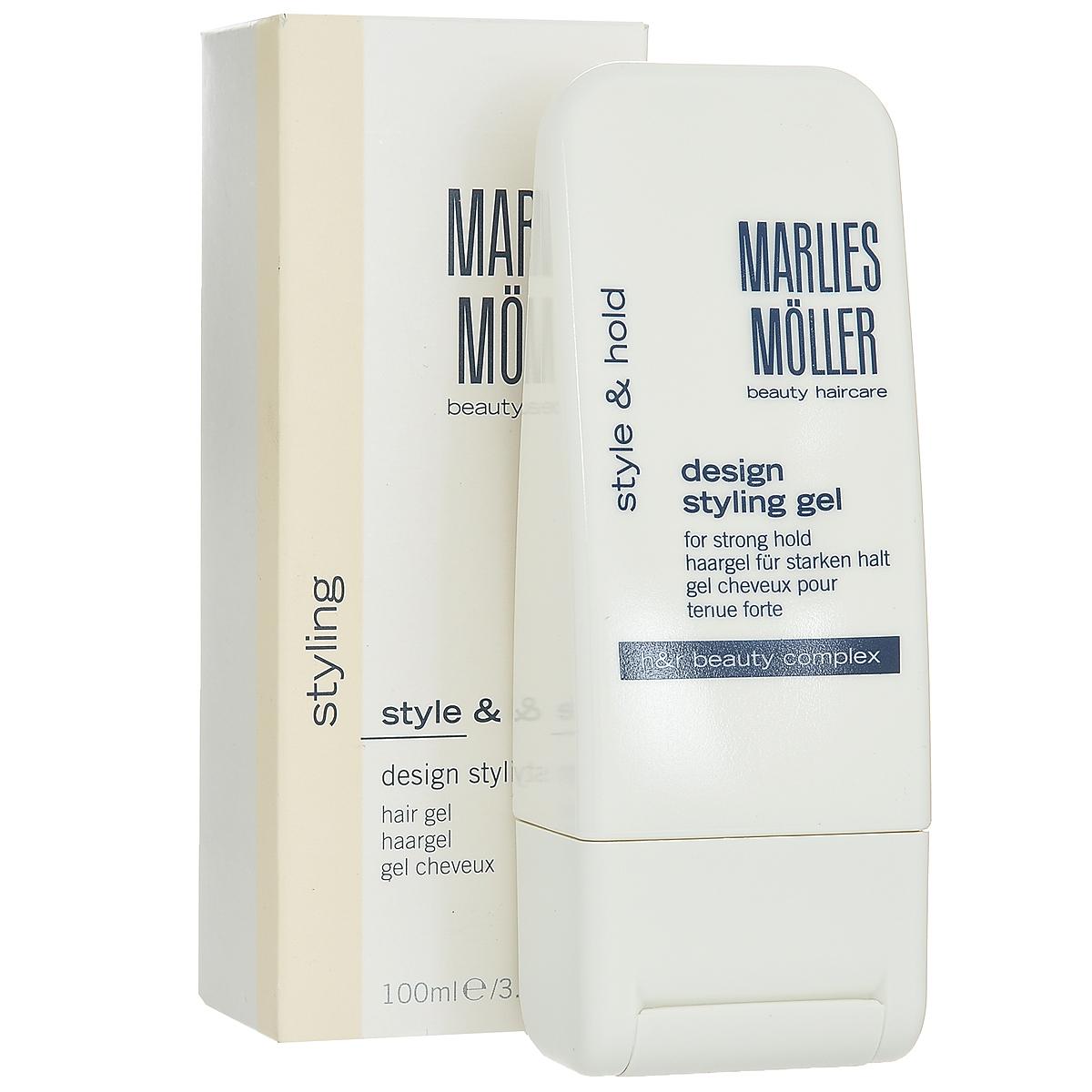 Marlies Moller Гель Styling, для креативной укладки волос, 100 мл