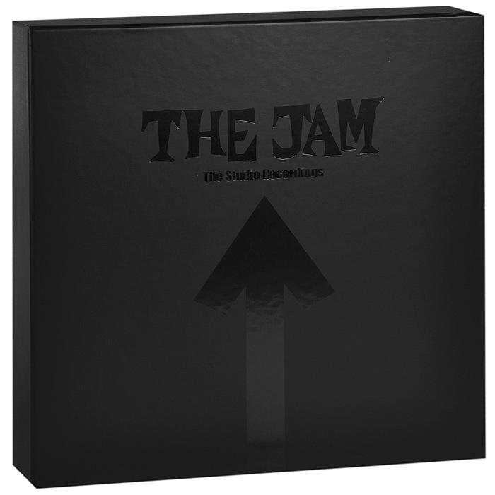 The Jam. The Studio Recordings (8 LP)