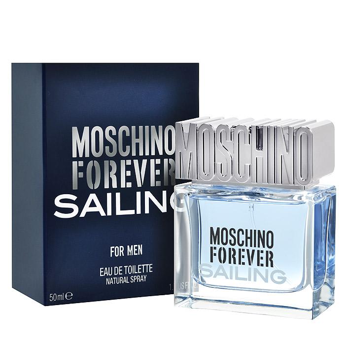 Moschino Туалетная вода Forever Sailing, мужская, 50 мл6N08Moschino Forever Sailing - уникальное сочетание классических нот и ярких оттенков. Аромат вдохновлен хождением под парусами. Свежий как морской бриз, полный энергии и страсти. Для мужчин, которые всегда находятся в движении, исследуют, покоряют. Moschino Forever Sailing продолжает историю успеха первого мужского аромата Moschino Uomo. Аромат отражает силу и индивидуальность современного мужчины.Верхние ноты: Аккорд мятного льда, Лимон первого цветения, Грейпфрут; Средние ноты: Аккорд блю скай, Лаванда, Можжевельник; Базовые ноты: Пачули, Амбровое дерево, Мускус