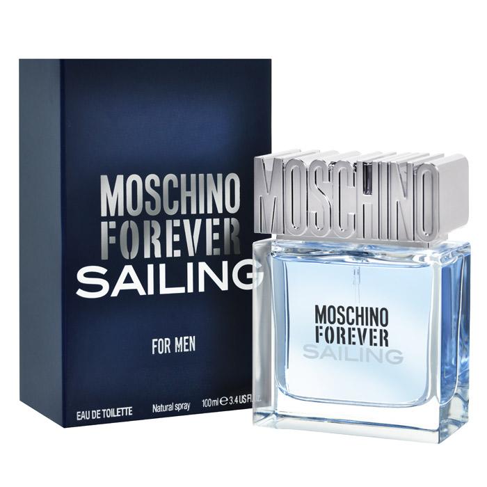 Moschino Туалетная вода Forever Sailing, мужская, 100 мл6N10Moschino Forever Sailing - уникальное сочетание классических нот и ярких оттенков. Аромат вдохновлен хождением под парусами. Свежий как морской бриз, полный энергии и страсти. Для мужчин, которые всегда находятся в движении, исследуют, покоряют. Moschino Forever Sailing продолжает историю успеха первого мужского аромата Moschino Uomo. Аромат отражает силу и индивидуальность современного мужчины.Верхние ноты: Аккорд мятного льда, Лимон первого цветения, Грейпфрут; Средние ноты: Аккорд блю скай, Лаванда, Можжевельник; Базовые ноты: Пачули, Амбровое дерево, Мускус