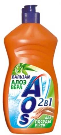 Жидкость для мытья посуды AOS Бальзам. Алоэ вера, 500 мл493-3Жидкость для мытья посуды AOS Бальзам. Алоэ вера эффективно удаляет любые загрязнения даже в холодной воде, отлично смывается водой. Благодаря новой сбалансированной формуле средство отлично пенится, придает посуде кристальный блеск, после ополаскивания не оставляет разводов. Бальзам алоэ вера смягчает и увлажняет кожу рук.