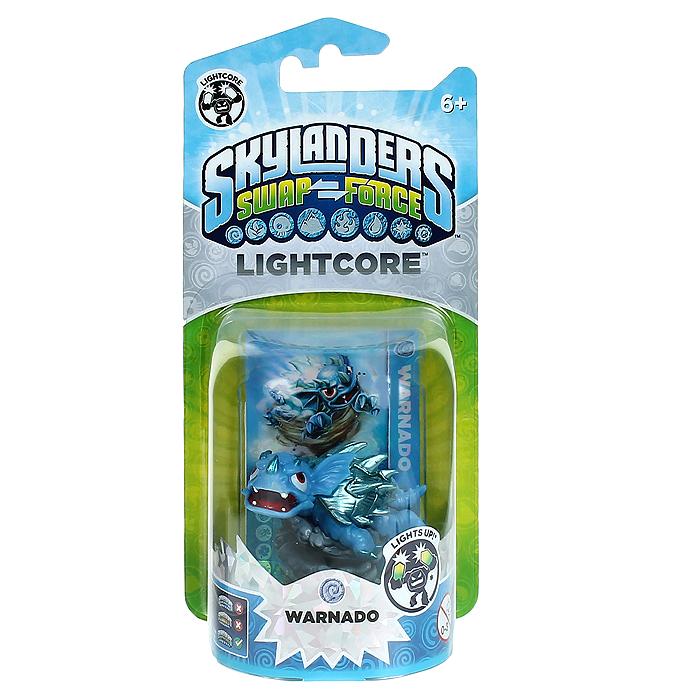Skylanders Swap Force. Интерактивная фигурка Warnado (светящаяся)