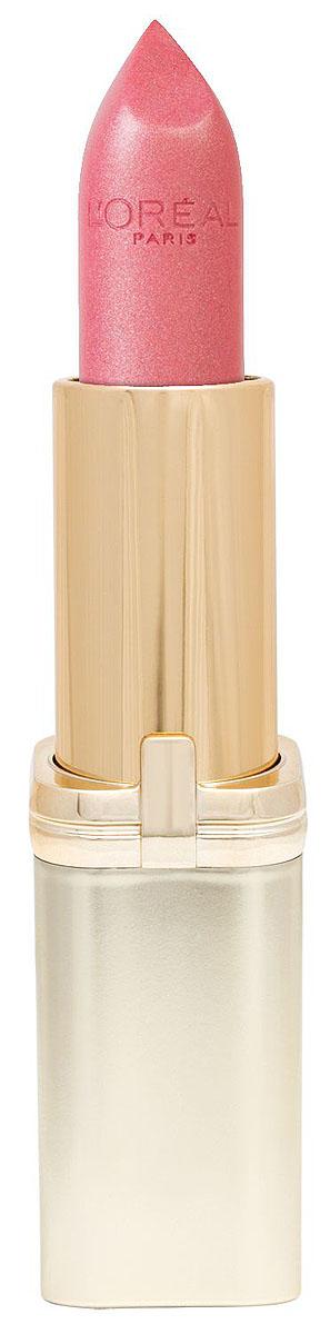 LOreal Paris Губная помада Color Riche, перламутровый,оттенок 256, Игривый розовый, 4,5 млA7861256Помада Color Riche – это уникальное сочетание насыщенного цвета и ухода. Лаборатории LOreal Paris отобрали самые чистые и самые тонкие пигменты для роскошного ровного цвета. Компонент Омега 3 и витамин Е защищают губы от пересыхания и усиливают их защитный барьер, делая губы нежными и увлажненными.