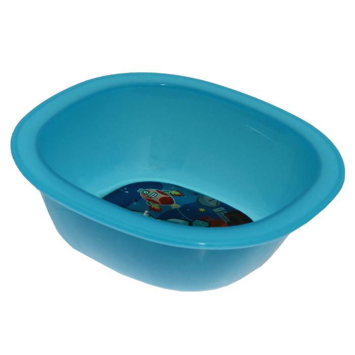 Munchkin Миска детская цвет голубой11398_голубойДетская миска Munchkin прекрасно подойдет для кормления малыша и самостоятельного приема им пищи. Она выполнена из прочного безопасного пластика, не содержащего бисфенол А и фталаты, и оформлена ярким рисунком. Благодаря квадратной форме малышу гораздо легче зачерпывать из нее еду. На дне миски имеется силиконовый ободок, предохраняющий ее от скольжения. Миска подходит для использования в микроволновой печи. Можно мыть на верхней полке в посудомоечной машине.