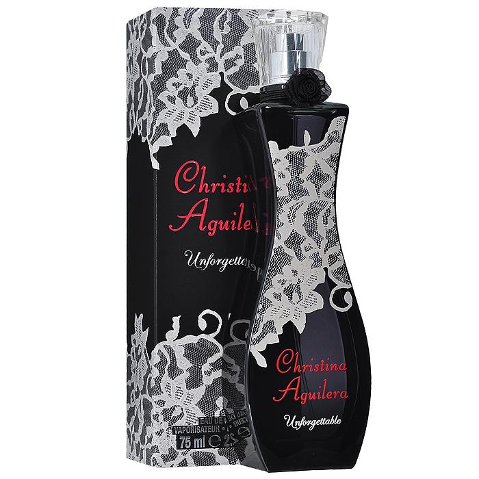 Christina Aguilera Парфюмерная вода Unforgettable, женская, 75 мл0737052727899Christina Aguilera Unforgettable - волновать сердца, будоражить воображение и быть незабываемой - мечта каждой женщины! Продолжая свою парфюмерную коллекцию, певица Кристина Агилера выпускает аромат под названием Unforgettable! В нем - горячая страсть, чувственность и темперамент, и то неуловимое колдовство, которое заставляет оборачиваться вслед. Unforgettable посвящен волшебному притяжению, которое есть в женщине: она входит в комнату и все взгляды прикованы к ней, она улыбается - и все оказываются во власти ее чар... Классификация аромата : восточный, цветочный. Пирамида аромата : Верхние ноты: гранат, слива. Ноты сердца: жасмин, роза. Ноты шлейфа: бобы тонка, ваниль, кашмирская древесина. Ключевые слова Волнующий, чувственный, незабываемый, страстный! Характеристики: Объем: 75 мл. Производитель: Германия. Самый популярный вид...