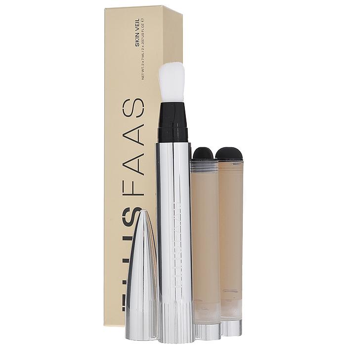 Ellis Faas ��������� ������ Skin Veil, ��� �S106, 2 � 7 �� - Ellis Faas8718104160699��������� ������ Ellis Faas Skin Veil ������� ���� ����������� �������, ����� ���������, ������� ������ �����, �� �������� ���� � �� ������� ������ �����. ���������� ���� �� ���� ����������� ����, �������� ��������� ������ ����� � ������. ��������� ������ �������� ����������� �����������, ������� ������ ����.