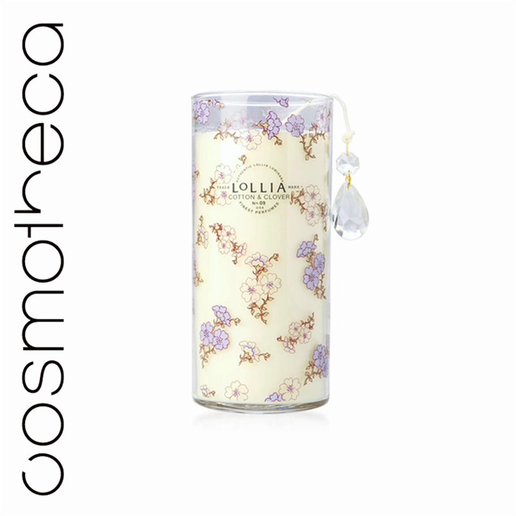 Lollia Свеча ароматизированная Релакс 828 грTKM10QCСвеча ароматизированная Релакс. Ароматические ноты: лаванда, мед, белая орхидея, индийское янтарное дерево, тайская ваниль