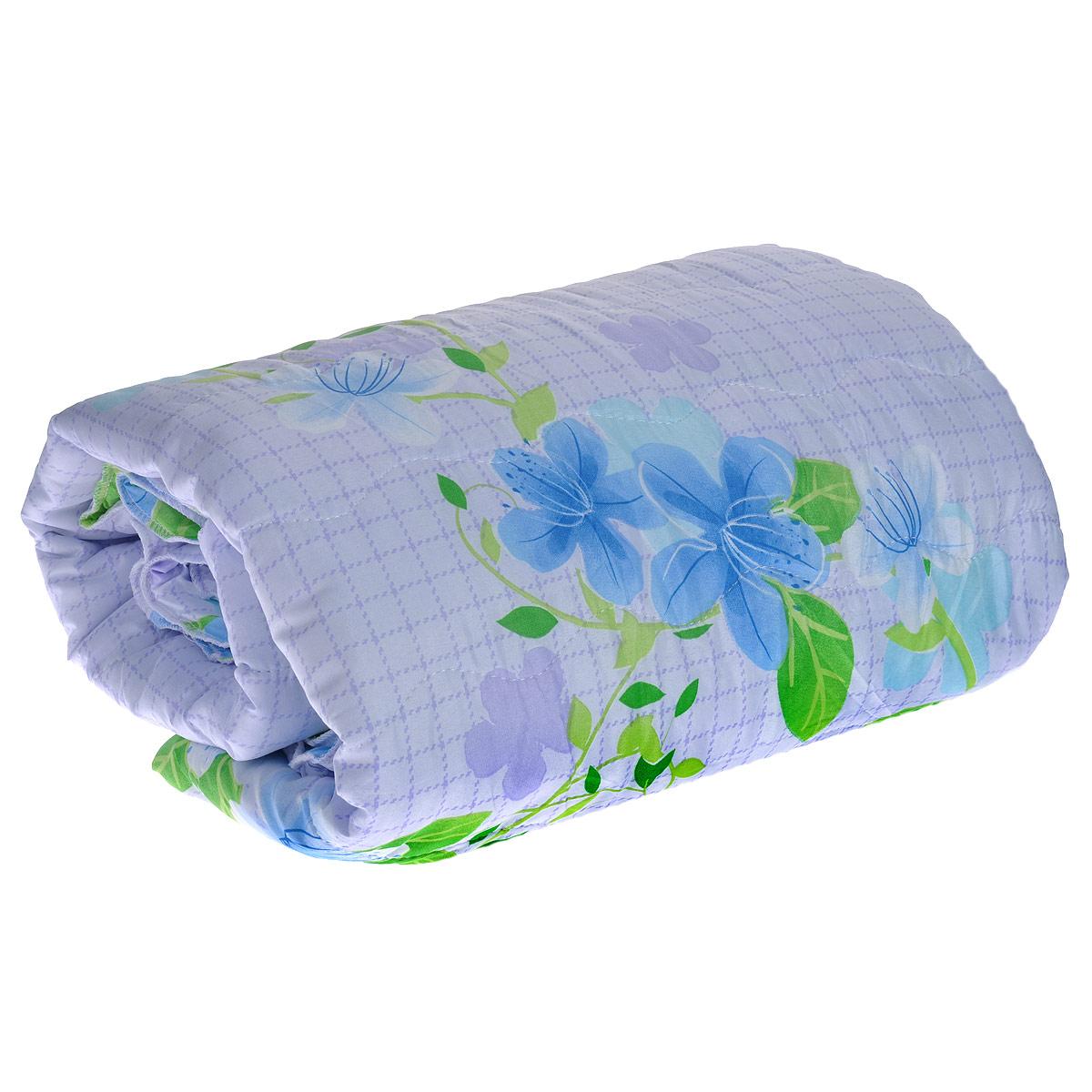 Одеяло Мечта, наполнитель: термофайбер, 175 х 205 см, в ассортиментеМ-172-205Чехол одеяла Мечта выполнен из полиэстера, наполнитель - синтетический утеплитель термофайбер. Термофайбер - это синтетический утеплитель с полыми волокнами. Благодаря таким волокнам, термофайбер хорошо держит тепло. Он прекрасно держит форму и не слеживается. Термофайбер обладает оптимальным сочетанием теплозащитных и вентилирующих свойств, высокой объемностью при более низкой поверхностной плотности, устойчивостью к многократному сжатию. Одеяло Мечта - достойный выбор современной хозяйки! Рекомендации по уходу: - Стирка запрещена, - Нельзя отбеливать. При стирке не использовать средства, содержащие отбеливатели (хлор), - Не гладить. Не применять обработку паром, - Химчистка всеми общепринятыми растворителями, - Нельзя выжимать и сушить в стиральной машине.