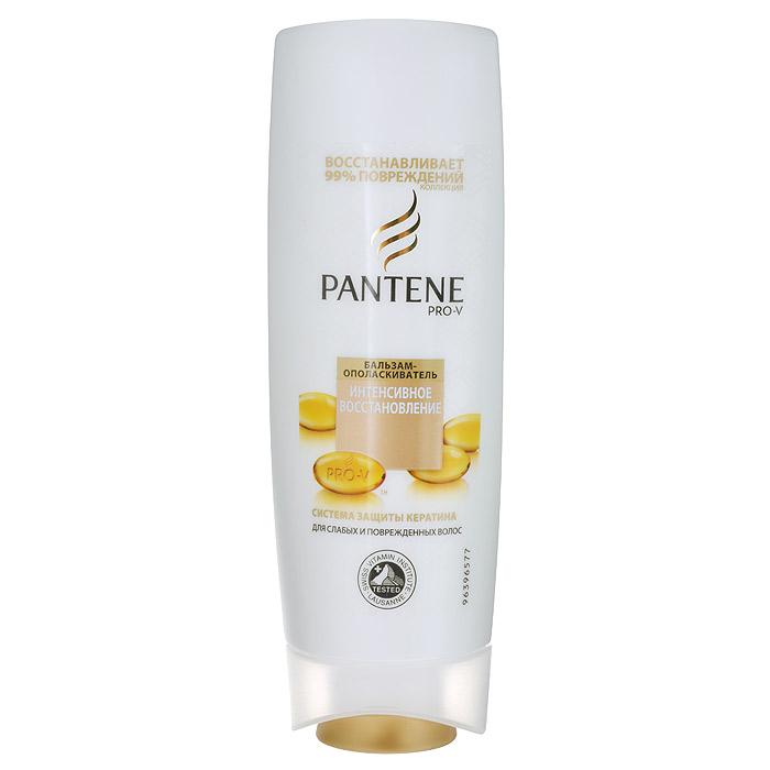 Pantene Pro-V Бальзам-ополаскиватель Интенсивное восстановление, для слабых и поврежденных волос, 200 мл