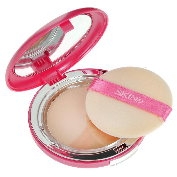 SKIN79 Многофункциональная компактная BB пудра Sun Protect Beblesh Pact. Hot Pink для лица, SPF 30, 15 г660204Пудра SKIN79 Sun Protect Beblesh Pact. Hot Pink специально предназначена для защиты кожи лица от ультрафиолетовых лучей А и В типа. Также пудра делает ваш макияж стойким и защищает кожу от появления жирного блеска, делая ее свежей и привлекательной. Она содержит увлажняющие компоненты, насыщает кожу влагой и придает ей сияние. В состав пудры входят светоотражающие частицы, рассеивающие свет и делающие кожу гладкой.