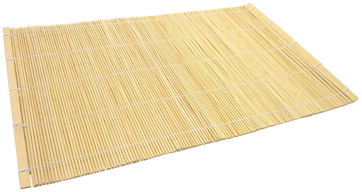 Салфетка Fackelmann, из бамбука, 30 х 45 см, 2 шт14322Салфетка Fackelmann выполнена из бамбуковой соломки, соединенной текстильными нитями. Бамбук обладает антибактериальными свойствами, которые противостоят размножению бактерий. Кроме того, салфетка из бамбука не впитывает влагу и исключает образование любых запахов, обладает дезодорирующим эффектом.