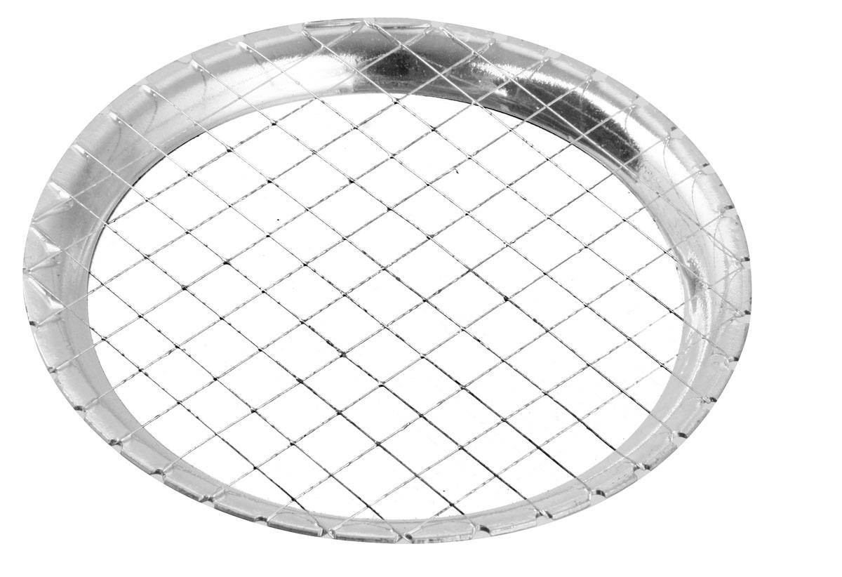 Яйцерезка Fackelmann, диаметр 9,5 см521893Яйцерезка Fackelmann, выполненная из высококачественной углеродистой стали, прекрасно дополнит интерьер любой кухни. С помощью этой яйцерезки вы без труда сможете измельчить яйцо, мягкие овощи. Хорошо натянутые проволочки легко нарезают на кусочки равной толщины, а также на равные сегменты.