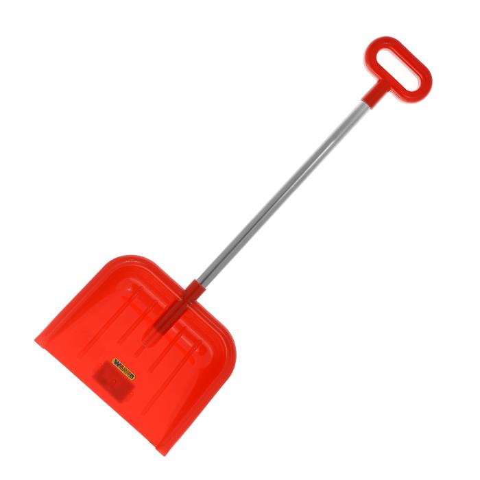 Лопата детская Полесье, 70 смП-39668Детская лопата Полесье отлично подойдет ребенку для различных игр. Летом с ее помощью можно устроить грандиозную стройку в песочнице, а зимой строить снежные башни или просто убирать снег. Лопата выполнена из прочного пластика, черенок - из алюминия и дополнен удобной пластиковой рукояткой.