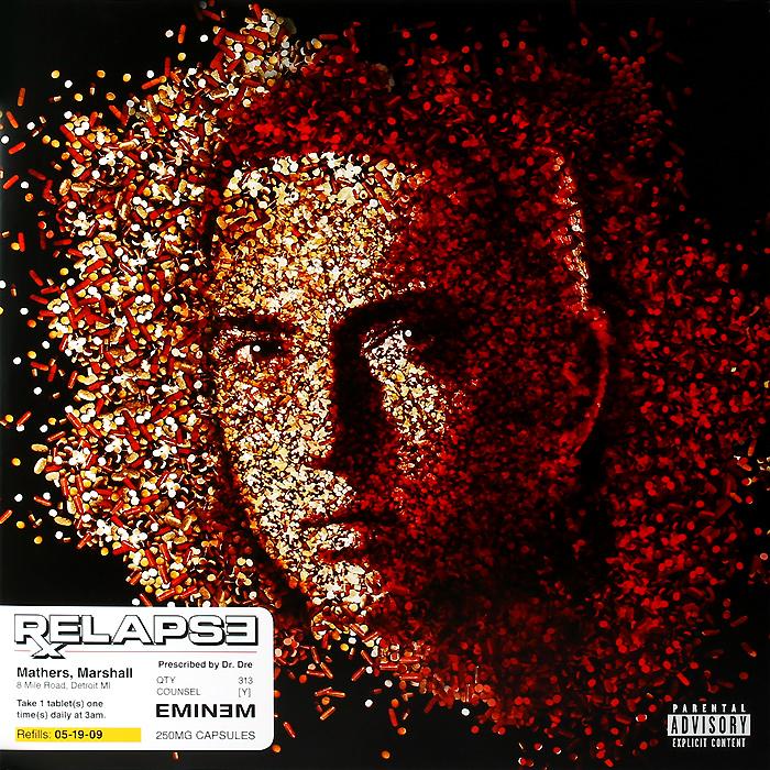 Eminem. Relapse (2 LP)