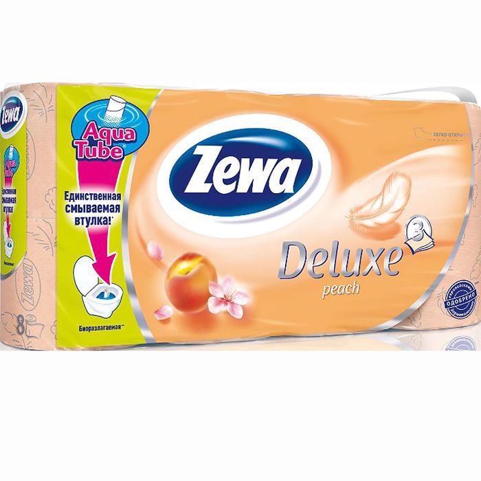 Zewa ��������� ������ Deluxe. ������, �����������, ����: ���������, 8 ������� - Zewa02.03.05.5363����������������� ��������� ������ Zewa Deluxe. ������ �������� �������� �������� �������. ����������� ����� ���������� ����� ����� ������� � ���������. ������ ������, ������, �� � ���� ����� �������, �� ������������� � ���������� ������ �� ����� ����������.