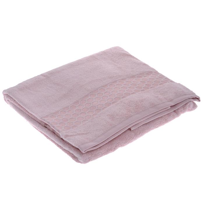 Полотенце махровое Okaliptus, цвет: Pink (розовый), 90 см х 150 смOkaliptus PinkМахровое полотенце Okaliptus, изготовленное из модала и хлопка, подарит вам невероятную мягкость и шелковистость. Модал вырабатывается из целлюлозы, получаемой из древесины эвкалиптового дерева. Разрывная прочность его выше, чем у вискозы, а по гигроскопичности он превосходит хлопок (почти в 1,5 раза). Полотенце из модала имеет маленький процент усадки, остается мягким после стирки за счет того, что гладкая поверхность модала не позволяет примесям (извести или моющему средству) оставаться на ткани. Полотенце оформлено красивым жаккардовым бордюром с орнаментом в виде сот. Махровое полотенце Okaliptus станет достойным выбором для вас и приятным подарком для ваших близких. Рекомендации по уходу: - стирать при температуре не выше 30°С; - не отбеливать; - гладить при температуре не выше 110°С; - химчистка с использованием углеводорода, хлорного этилена, монофтортрихлорметана; - не выжимать и не сушить в стиральной машине.