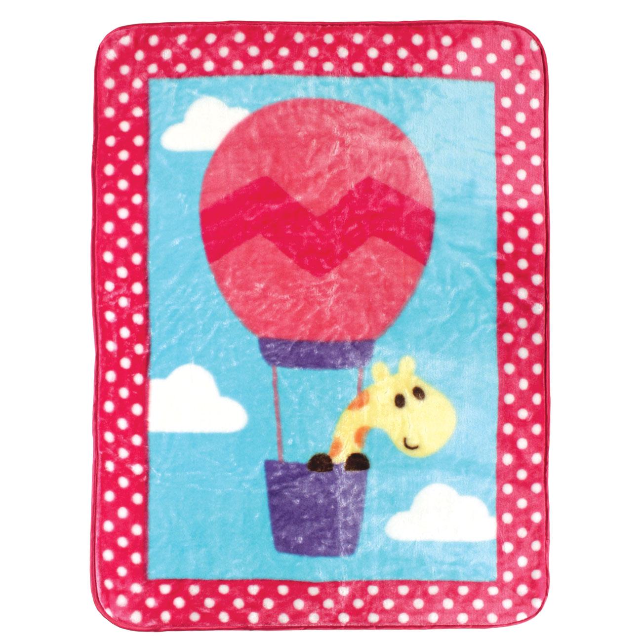 Плед детский Веселые забавы, цвет: розовый, 76 см х 101 см45838_розовыйМягкий и уютный детский плед Веселые забавы, изготовленный из флиса, словно создан для того, чтобы окружить теплотой и радостью маленькую кроху. Он прекрасно подходит для укрывания малыша, как дома, так и на прогулке в коляске. Мягкая фактура с длинным ворсом приятна на ощупь, согревает малыша, создает комфорт и уют. Плед привлекает внимание за счет своего яркого и веселого принта по всей поверхности. Благодаря размерам и практичному материалу плед очень удобен в использовании. Детский плед Веселые забавы - лучший выбор родителей, которые хотят подарить ребенку ощущение комфорта и надежности уже с первых дней жизни. Рекомендации по уходу: - не гладить; - не отбеливать; - стирка при температуре не более 40°С; - сушка в барабане при более низкой температуре; - сухая чистка запрещена.