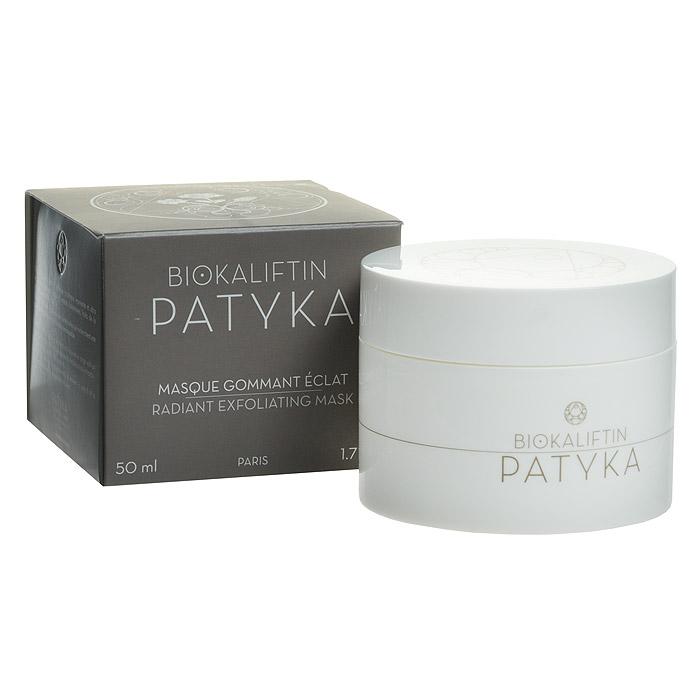 Patyka Маска-гоммаж для лица, придающая сияние коже, 50 млPTK0006Отшелушивающая маска Patyka для лица сочетает растительные активные ингредиенты, которые увлажняют, отшелушивают и тонизируют в течении трех взаимодополняющих фаз. Она разглаживает мелкие морщины, очищает поры, и придает насыщенный цвет коже лица.