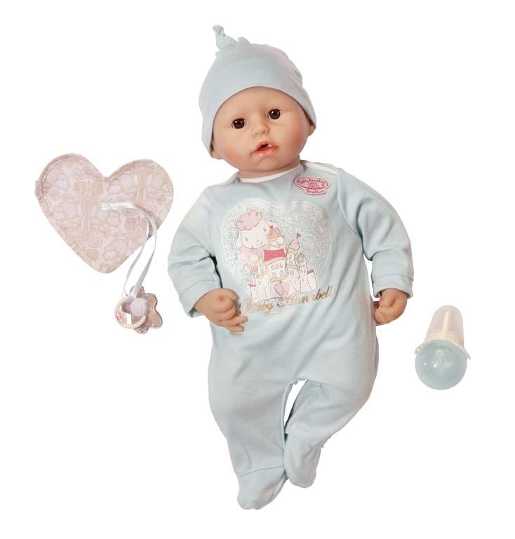 Baby Annabell Интерактивный пупс Brother