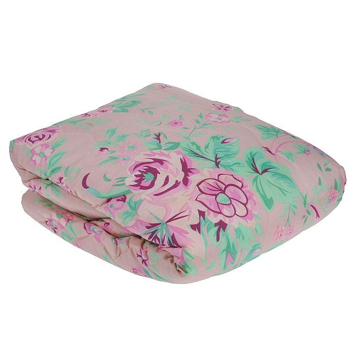 Покрывало стеганое Ноты счастья, цвет: розовый, 210 см х 240 см - Guten MorgenПнс-210-240Изящное стеганое покрывало Ноты счастья изготовлено из микрофибры розового цвета с красочным цветочным рисунком. Внутри - наполнитель из синтепона и спандбонда. Такое покрывало гармонично впишется в интерьер вашего дома и создаст атмосферу уюта и комфорта. Мягкое и теплое, покрывало может быть использовано в качестве одеяла: наполнитель из синтепона прекрасно сохраняет тепло.