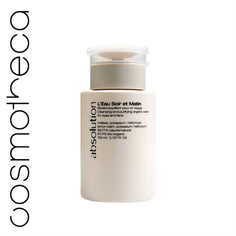 Absolution Тоник для снятия макияжа, увлажняющий, 150 млABS0000Тоник Absolution для снятия макияжа с лица и глаз очищает и освежает кожу. В состав входят сертифицированные органические компоненты. Мелисса лимонная очищает кожу, калий регулирует водообмен в клеточном метаболизме и делает кожу гладкой. Бессмертник улучшает микроциркуляцию крови и придает коже здоровый цвет лица.