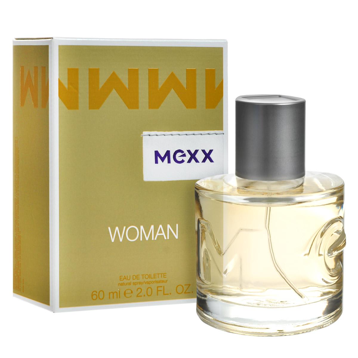 Mexx Туалетная вода Mexx Woman, 60 мл0737052682396Классический аромат Mexx Woman - идеальный выбор для женщин, которые смотрят на жизнь с оптимизмом. Именно они с легкостью достигают поставленной цели, преодолевают преграды и достигают успеха. Удивительная композиция из цветочных, фруктовых и древесных аккордов наполнит их силой, энергией и уверенностью в себе. Игристые верхние ноты бергамота, лимона и черной смородины плавно переходят в сердце из белого жасмина, нежного ландыша и болгарской розы. Теплый древесный шлейф из нот сандалового дерева, кедра и амбры придает аромату загадочность и легкость Классификация аромата : цитрусовый. Пирамида аромата : Верхние ноты: черная смородина, бергамот, лимон. Ноты сердца: ландыш, роза, жасмин. Ноты шлейфа: амбра, кедр, сандал. Ключевые слова Женственный, загадочный, свежий, динамичный, соблазнительный! Характеристики: Объем: 60 мл. Производитель: Германия. ...