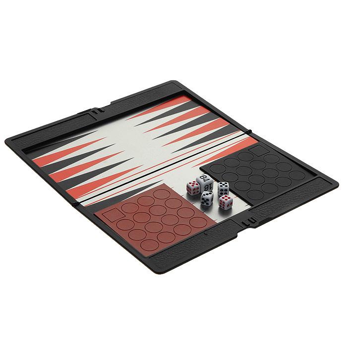 Игровой дорожный набор UBON Нарды, размер: 17х10х0,6 см. 16861686Игровой дорожный набор Нарды включает в себя складное игровое поле, магнитные шашки двух цветов, кубики, правила игры на русском языке. Доска для игры в длинные нарды состоит из 24 полей, или пунктов, имеющих вид узких вытянутых треугольников. Пункты сгруппированы по 6. Нумерация пунктов у каждого игрока собственная; У каждого игрока имеется по 15 шашек одного цвета (черные и белые); Также имеется две игровые кости, которые в нардах традиционно называются зары.