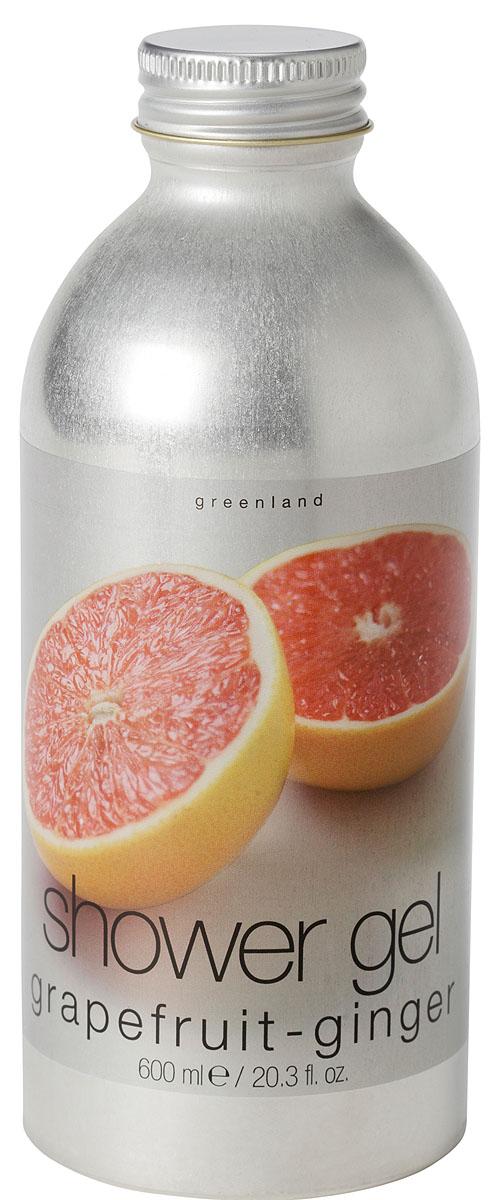 Greenland Гель для душа Fruit Emotions, с грейпфрутом и имбирем, 600 мл0409-FE15Гель для душа бережно очищает кожу, делая ее мягкой и бархатистой. Идеальное сочетание эфирных масел в составе позволит окунуться в заманчивый мир SPA …. Грейпфрут - Имбирь придает уверенность и пробуждает вдохновение! Способ применения: Наносите на влажную кожу массажными движениями, , а затем смойте водой.