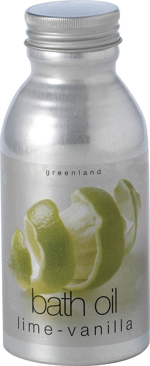 Greenland Масло для ванны Fruit Emotions, с лаймом и ванилью, 250 мл0699-FE24Масло для ванны великолепное средство для ухода за кожей, а также особый ритуал красоты. Идеальное сочетание эфирных масел в составе позволит окунуться в заманчивый мир SPA … Лайм - Ваниль обеспечивает прилив жизненных сил, тонизирует и прекрасно освежает! Способ применения: Для принятия ванны добавить один колпачок масла.