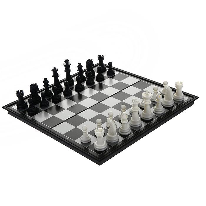 Игровой дорожный набор UBON 2в1 Шахматы, шашки, размер: 32х16х4 см. 4812-В4812-ВДорожный набор Шахматы, шашки станет незаменимым во время похода или поездки. В наборе - шахматные фигуры, шашки и игровое поле. Фигуры выполнены из пластика, дно оснащено противоскользящими вставками. Игровое поле представляет собой складную пластиковую шкатулку. Фигуры и шашки хранятся внутри пластиковой шкатулки. Такой набор поможет развить логическое мышление и позволит вам интересно и с пользой провести время.