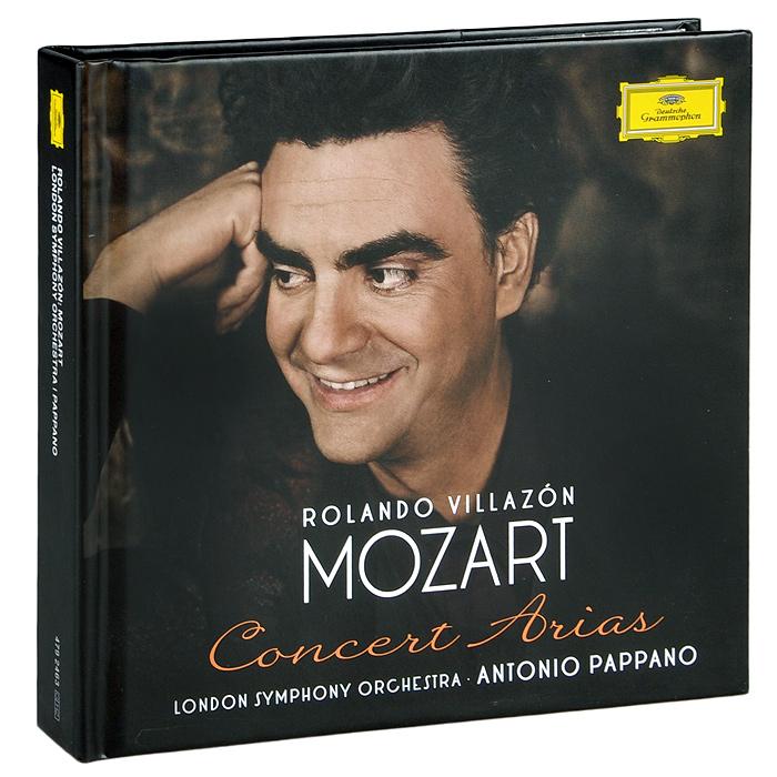 Rolando Villazon. Mozart. Concert Arias (2 CD)