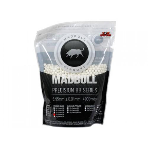 Mad Bull шарики страйкбольные 0,25 г, 4000 шт (BB-25-PR(BAG)
