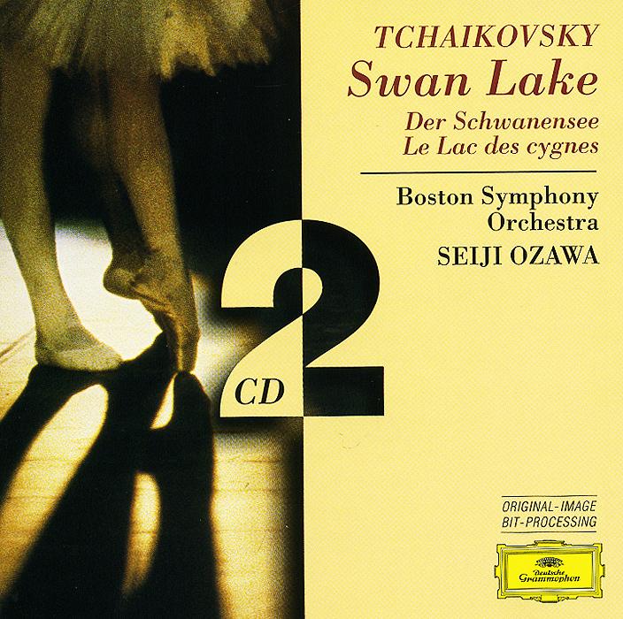 Seiji Ozawa. Tchaikovsky. Swan Lake (2 CD)