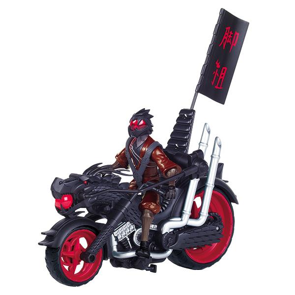 Черепашки Ниндзя Мотоцикл Огненный гонщик ( 94003 )