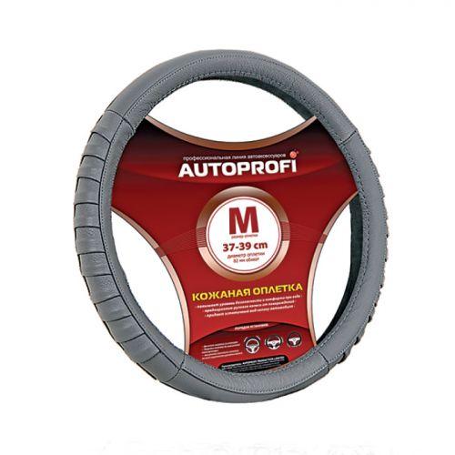 Оплетка Autoprofi Ap-810 d.gy/gy/be (m)