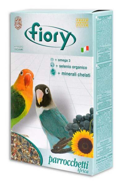 """Смесь Fiory """"Parrocchetti"""" для средних длиннохвостых попугаев, 800 г 06030"""
